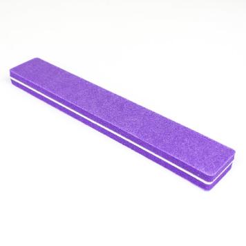 Buffer pilník pěnový - fialový