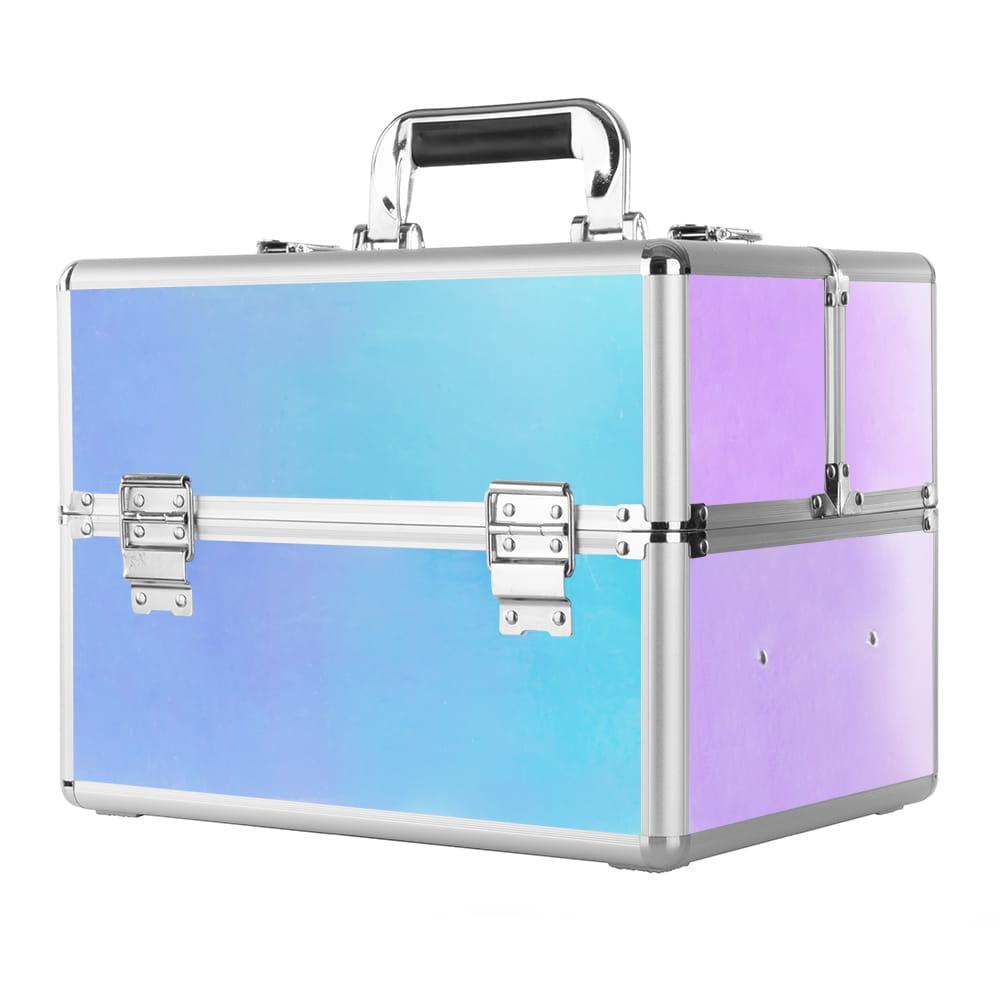Ráj nehtů Kosmetický kufřík HOLO 21