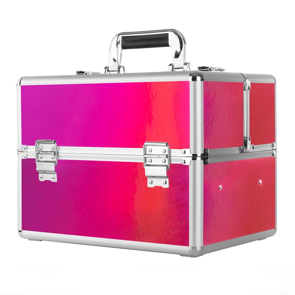 Ráj nehtů Kosmetický kufřík HOLO 7