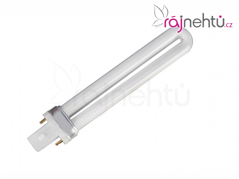 Náhradní zářivka pro UV lampy - 9W (DC)