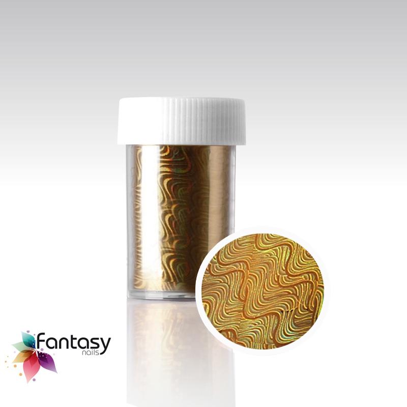 Ráj nehtů - Fantasy line (Fantasy nails) Fantasy nails transferová folie na nehty č.024
