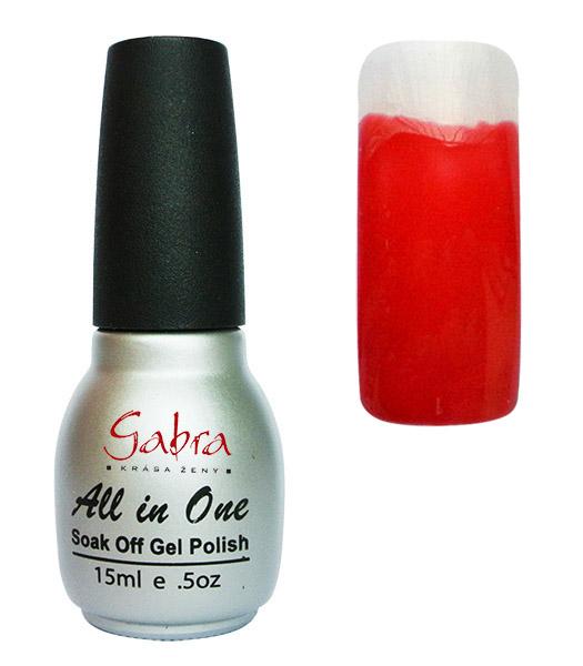 CEDRO sole GABRA UV Step lak 3v1 - Červená tmavá