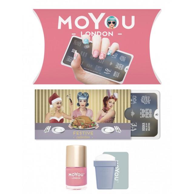 MoYou Sada - Festive Starter Kit 40