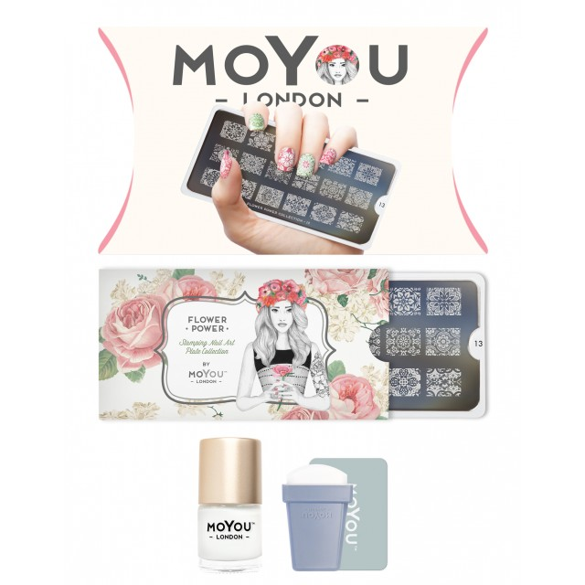 MoYou Sada - Flower Power Starter Kit