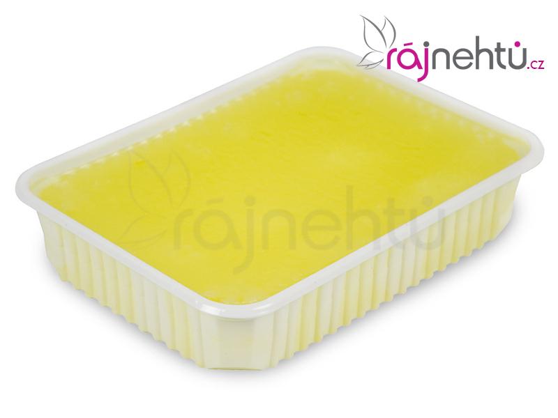 Ráj nehtů Parafínový vosk 400g vanička - citron