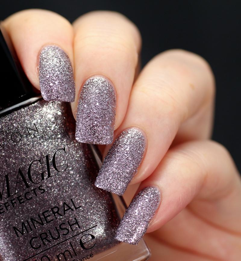 Avon Lak na nehty s pískovým efektem - Diamond