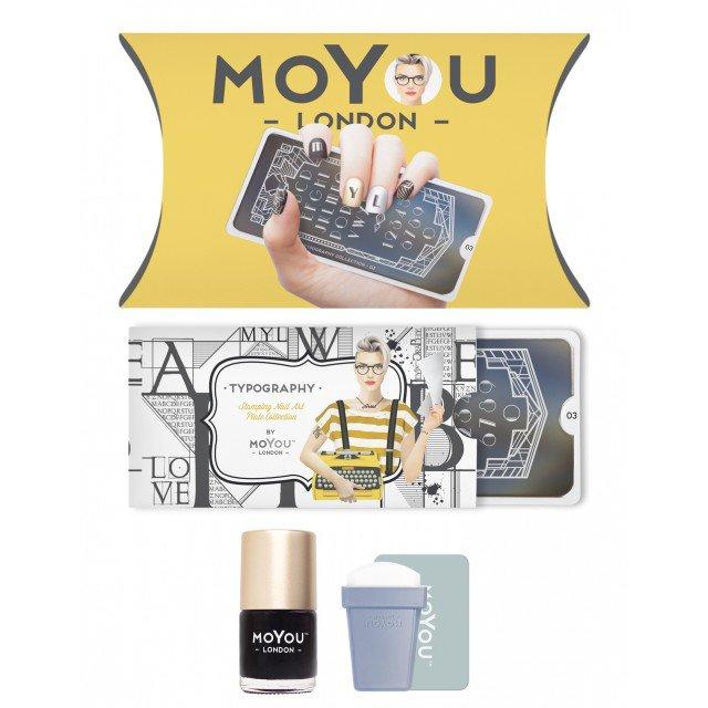 MoYou Sada -Typography Starter Kit