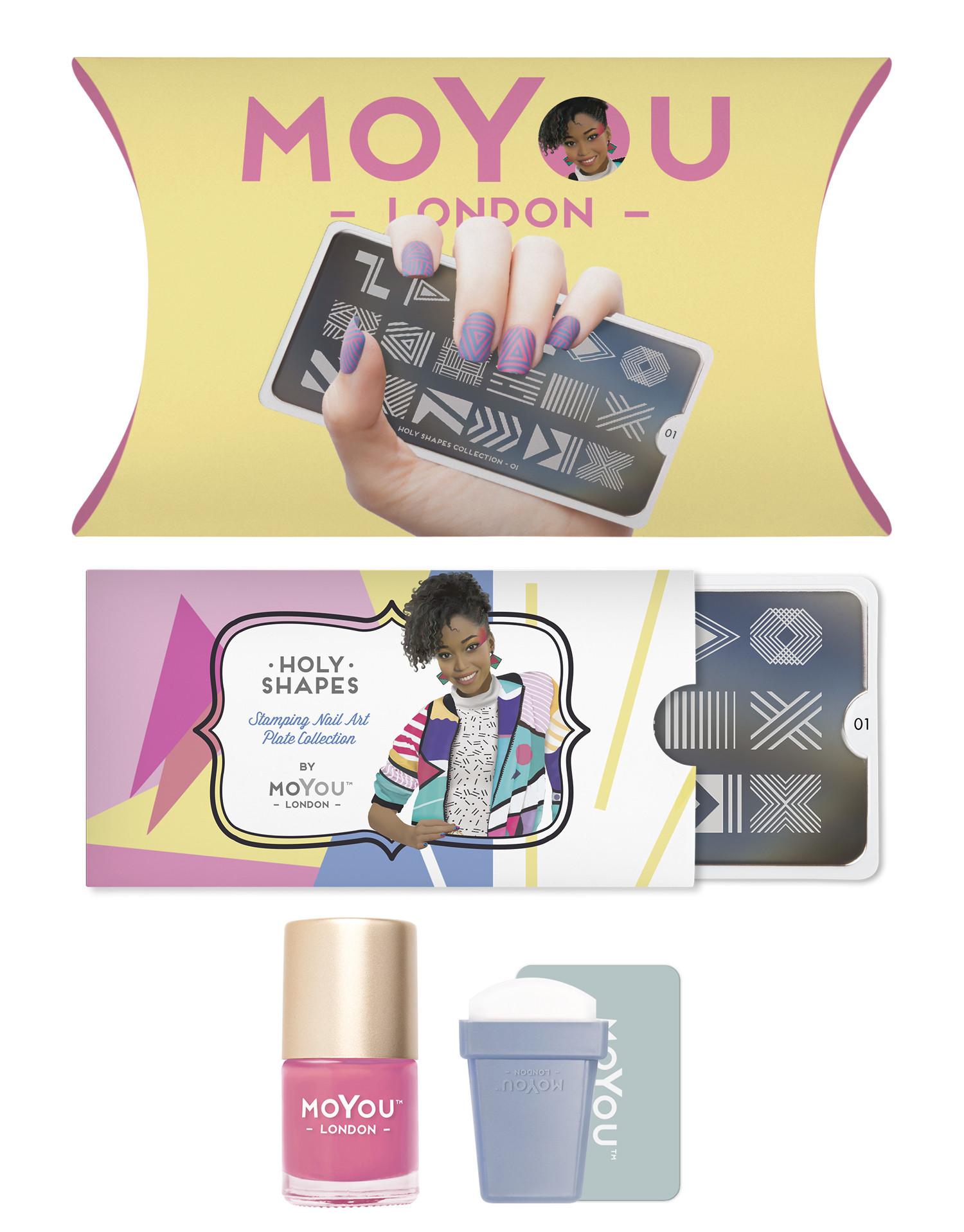 MoYou Sada - Holy Shapes Starter Kit
