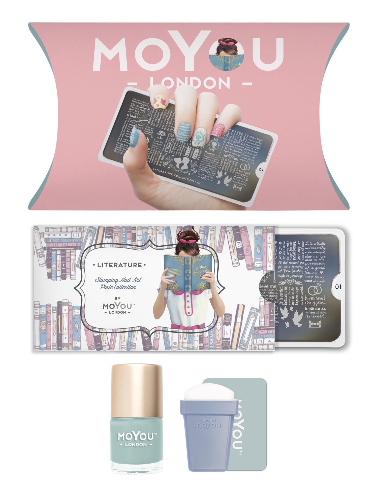 MoYou Sada - Literature Starter Kit