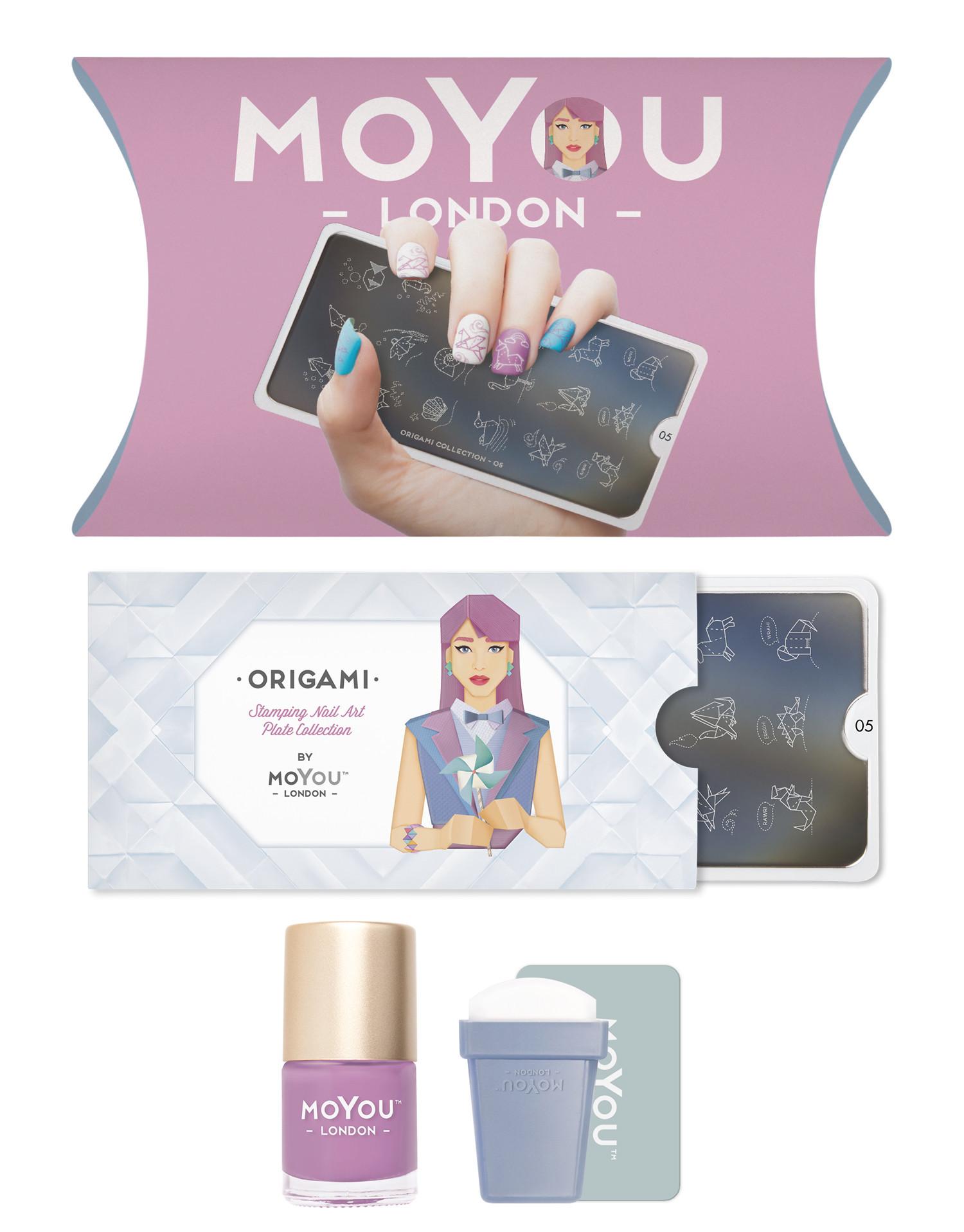 MoYou Sada - Origami Starter Kit