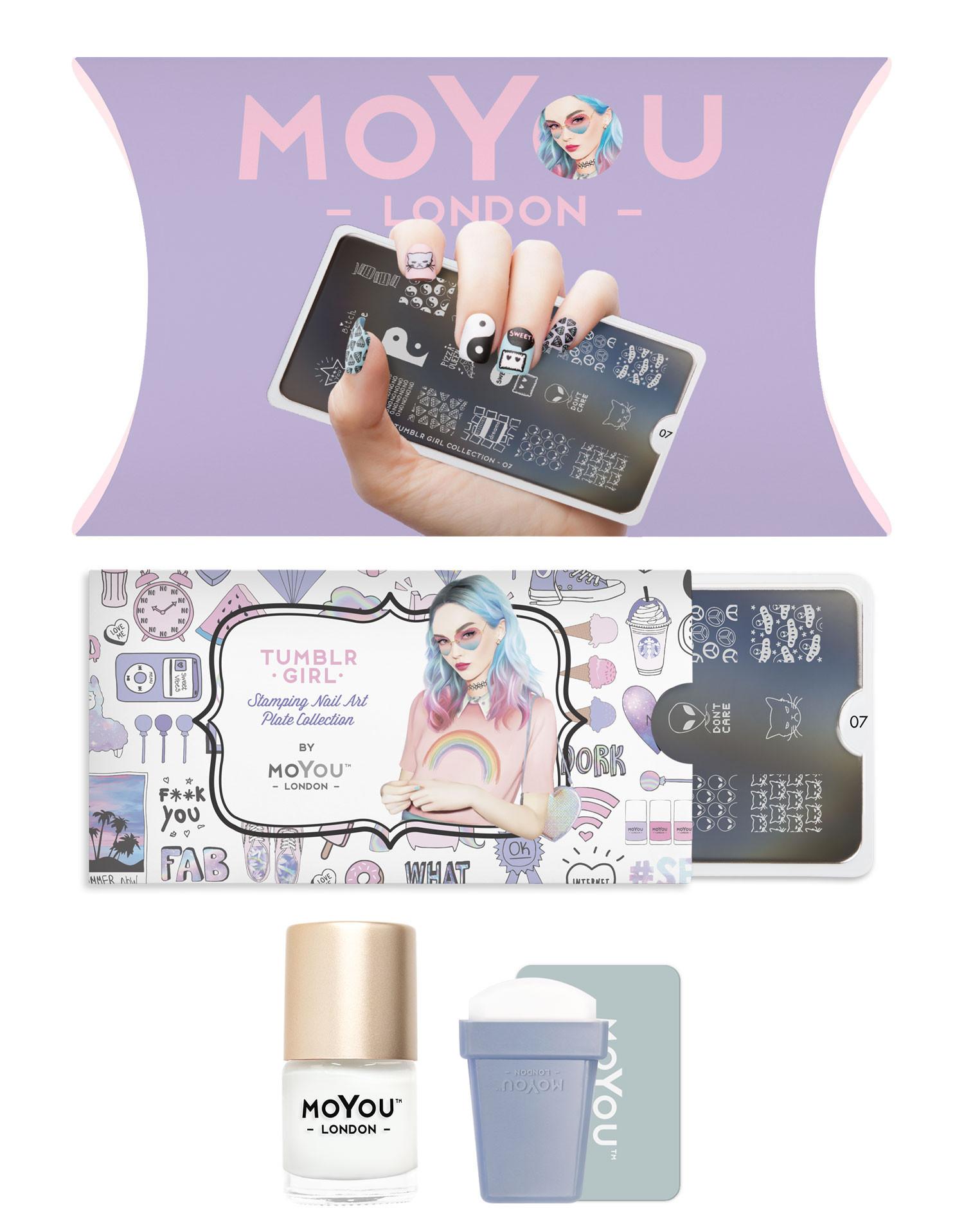MoYou Sada - Tumblr Girl Starter Kit 07