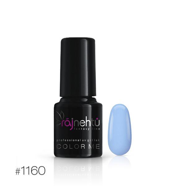 Ráj nehtů UV gel lak Color Me 6g - č.1160