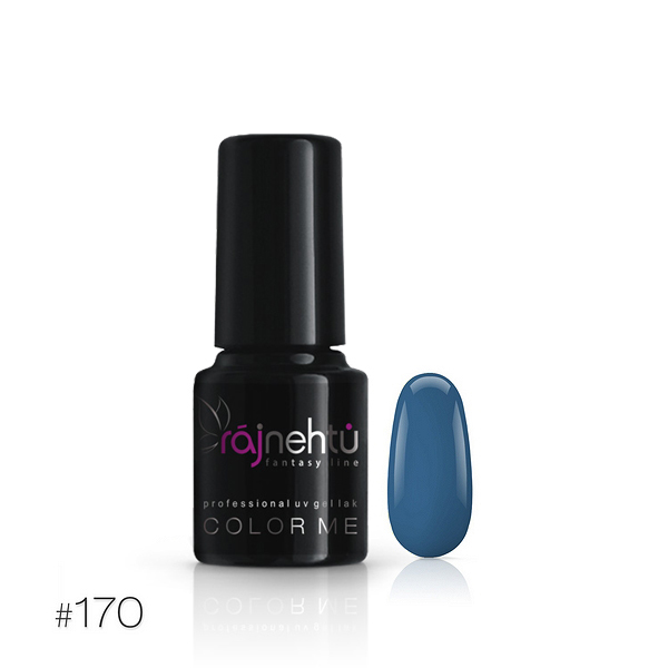Ráj nehtů UV gel lak Color Me 6g - č.170
