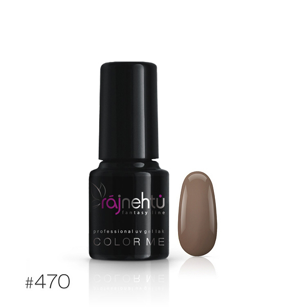 Ráj nehtů UV gel lak Color Me 6g - č.470