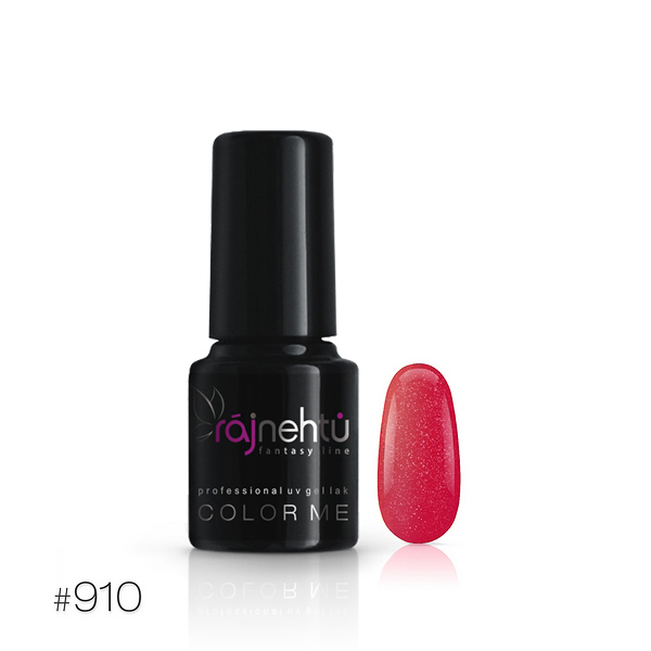Ráj nehtů UV gel lak Color Me 6g - č.910