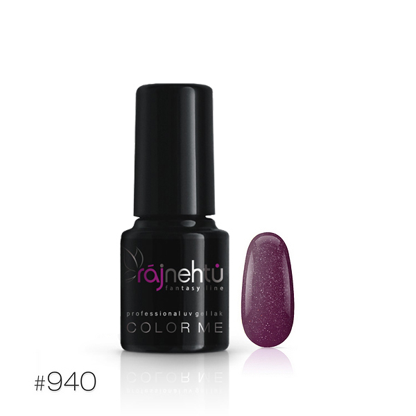 Ráj nehtů UV gel lak Color Me 6g - č.940