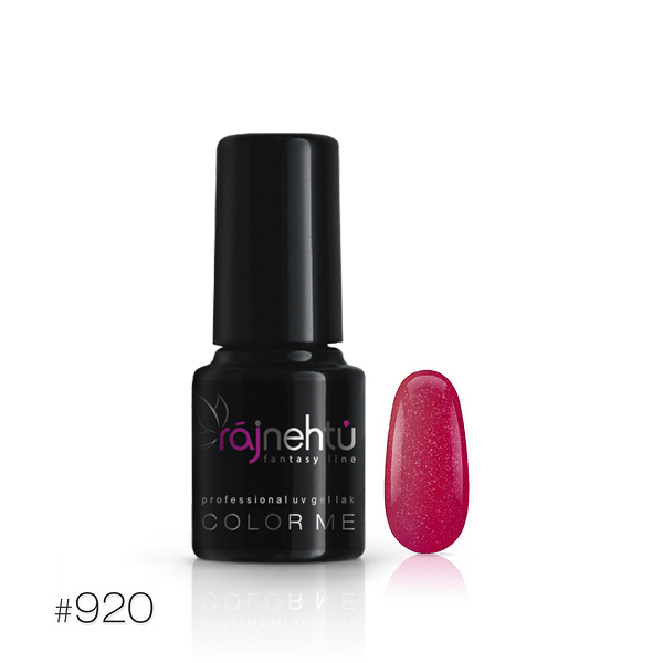 Ráj nehtů UV gel lak Color Me 6g - č.920