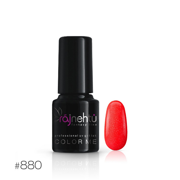Ráj nehtů UV gel lak Color Me 6g - č.880