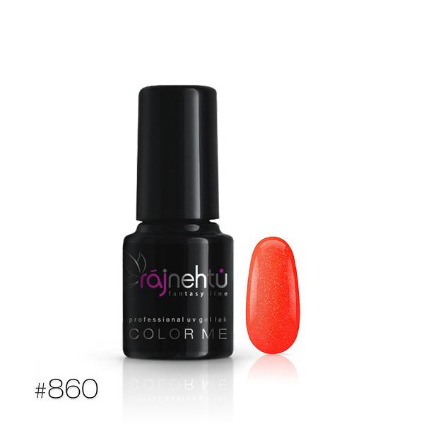 Ráj nehtů UV gel lak Color Me 6g - č.860