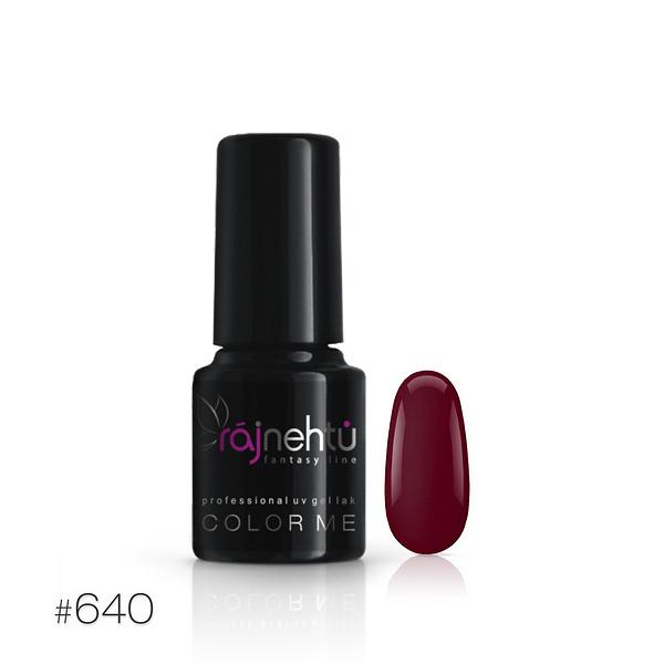 Ráj nehtů UV gel lak Color Me 6g - č.640