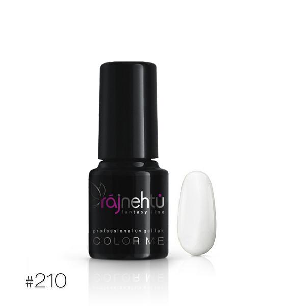 Ráj nehtů UV gel lak Color Me 6g - č.210