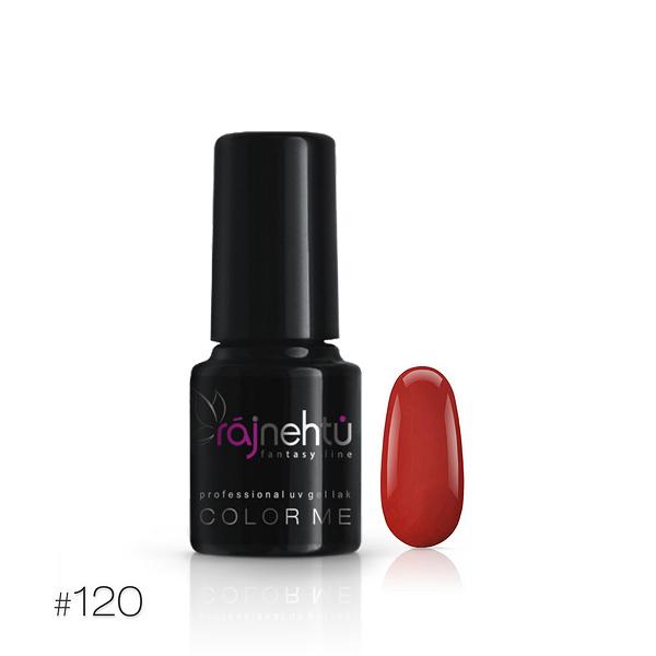 Ráj nehtů UV gel lak Color Me 6g - č.120