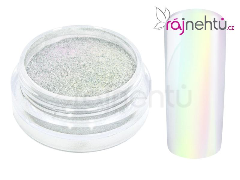 Ráj nehtů Leštící pigment - Aurora 0,5g