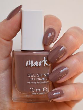 Avon Lak na nehty Gel Shine - Berry Nutty