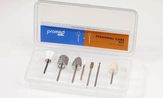 Sada fréz Promed - Personal Care set