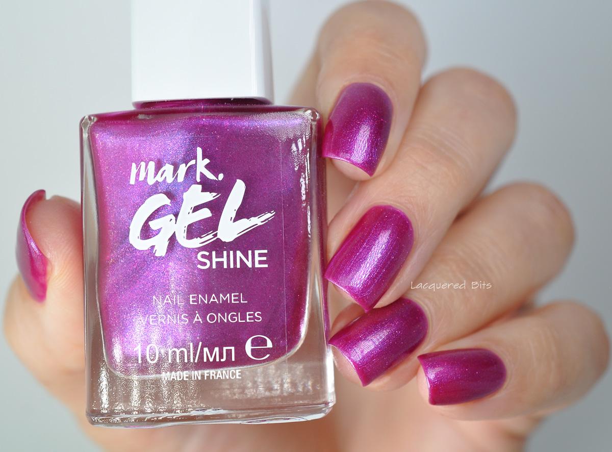 Avon Lak na nehty Gel Shine Chrom - Exposure Boost