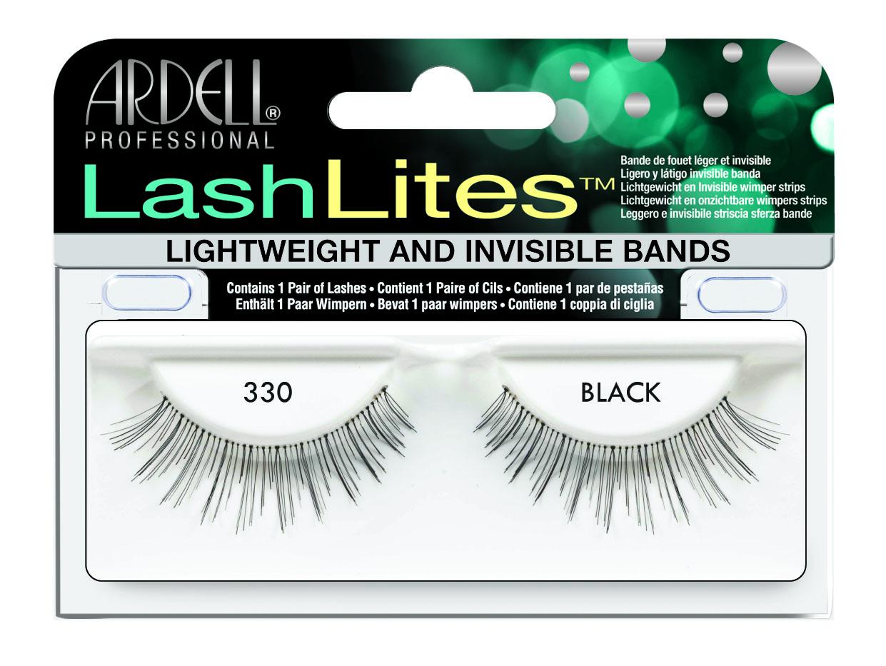 ARDELL Přírodní řasy LASHLITES - typ 330