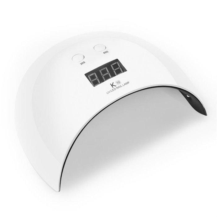 Ráj nehtů UV/LED LAMPA 24W K10