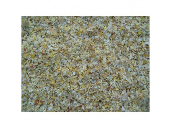 Kukuřičné otruby, 25 kg