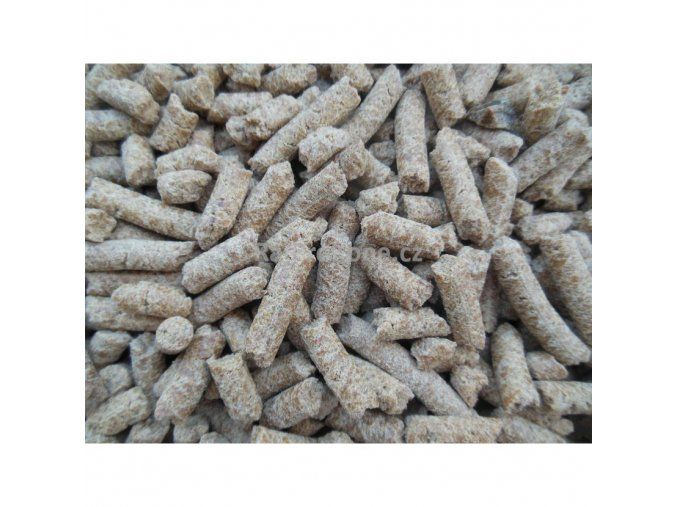 Lněné výlisky za studena lisované 100%, 25 kg