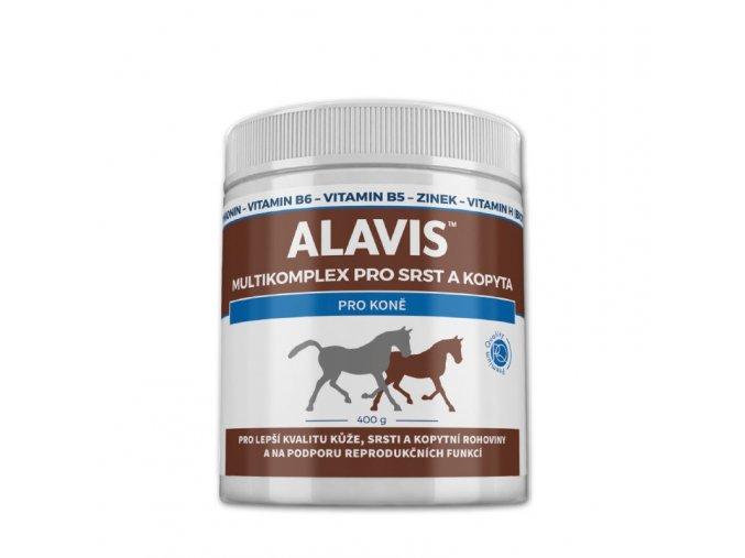 ALAVIS™ Multikomplex pro srst a kopyta, 400 g