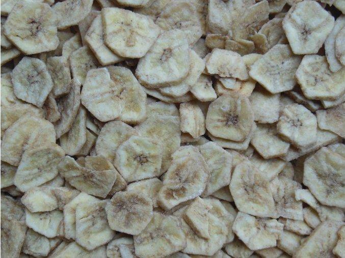 Banánové plátky, 1 kg