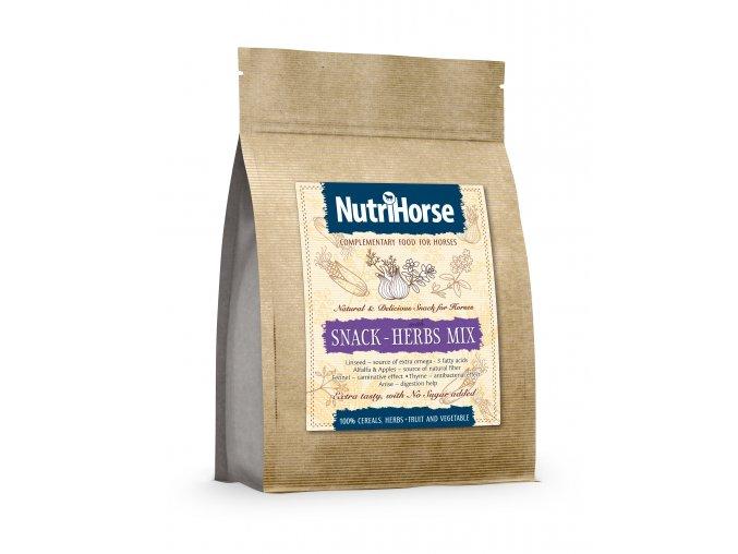nutrihorse snack herbs