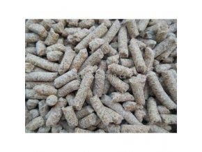 Lněné výlisky za studena lisované 100%, 5 kg