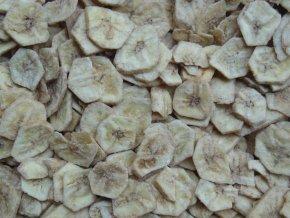 Banánové plátky, 3 kg