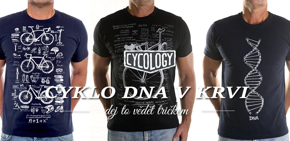 Cyklo DNA v krvi