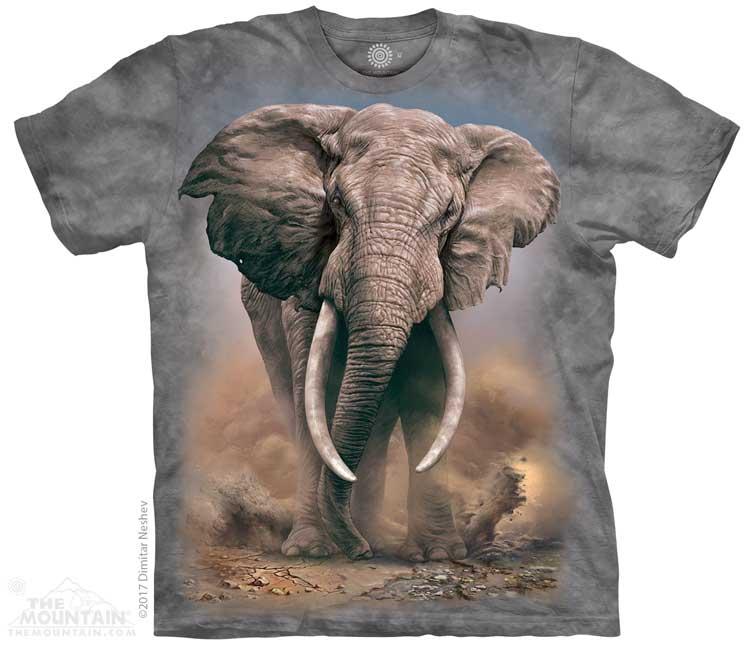 Dětská Trička Sloni