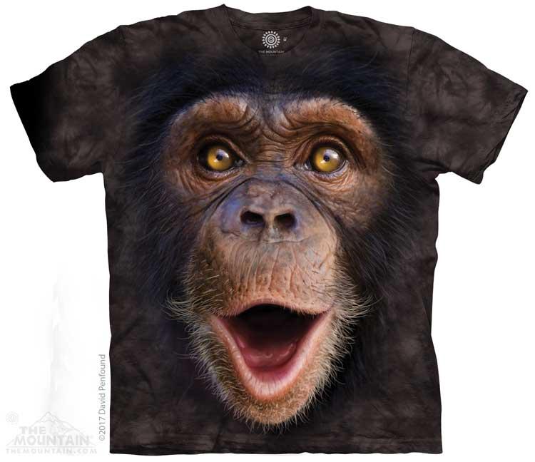 Dětská Trička Opice