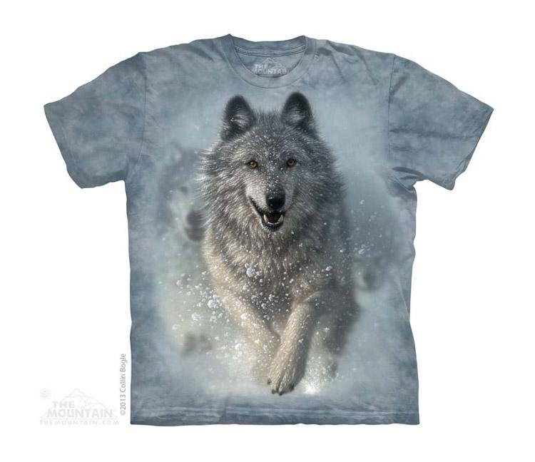 Dětská Trička Vlci