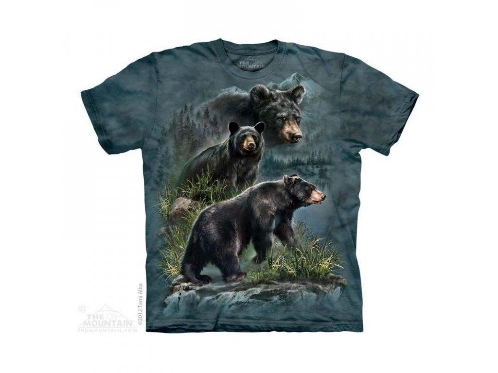 Tričko Medvědi