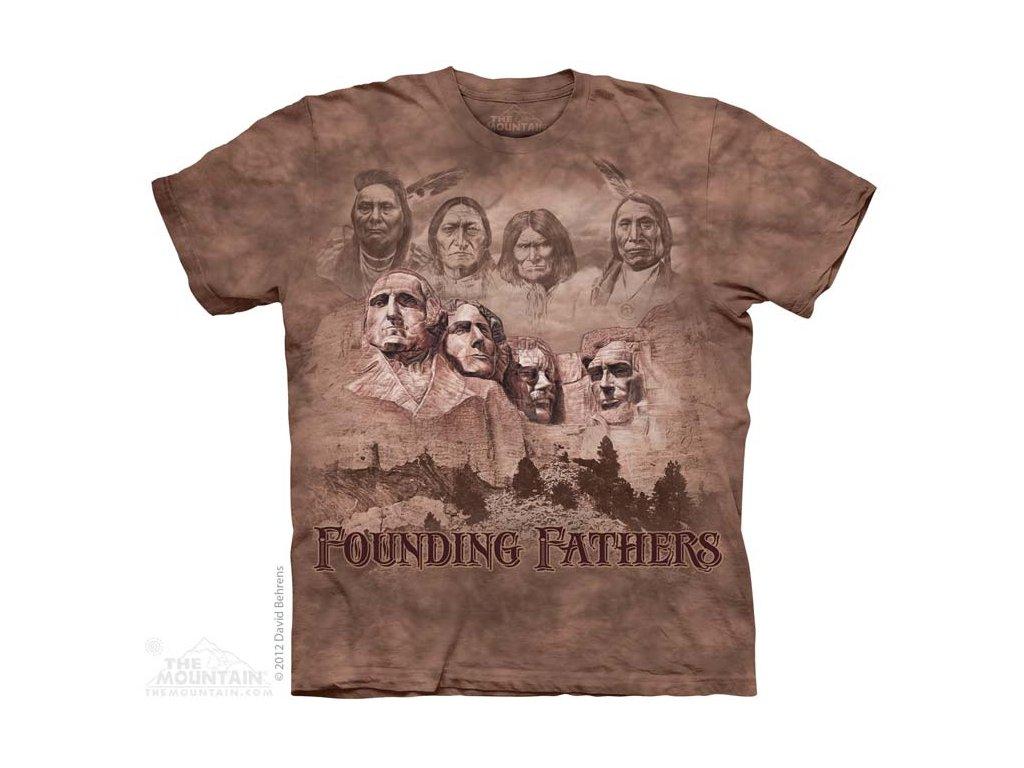 Tričko Otcové zakladatelé