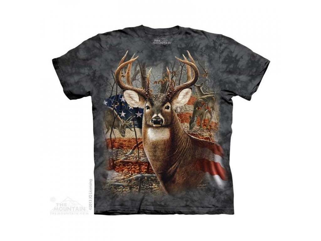 Tričko Jelen Patriot