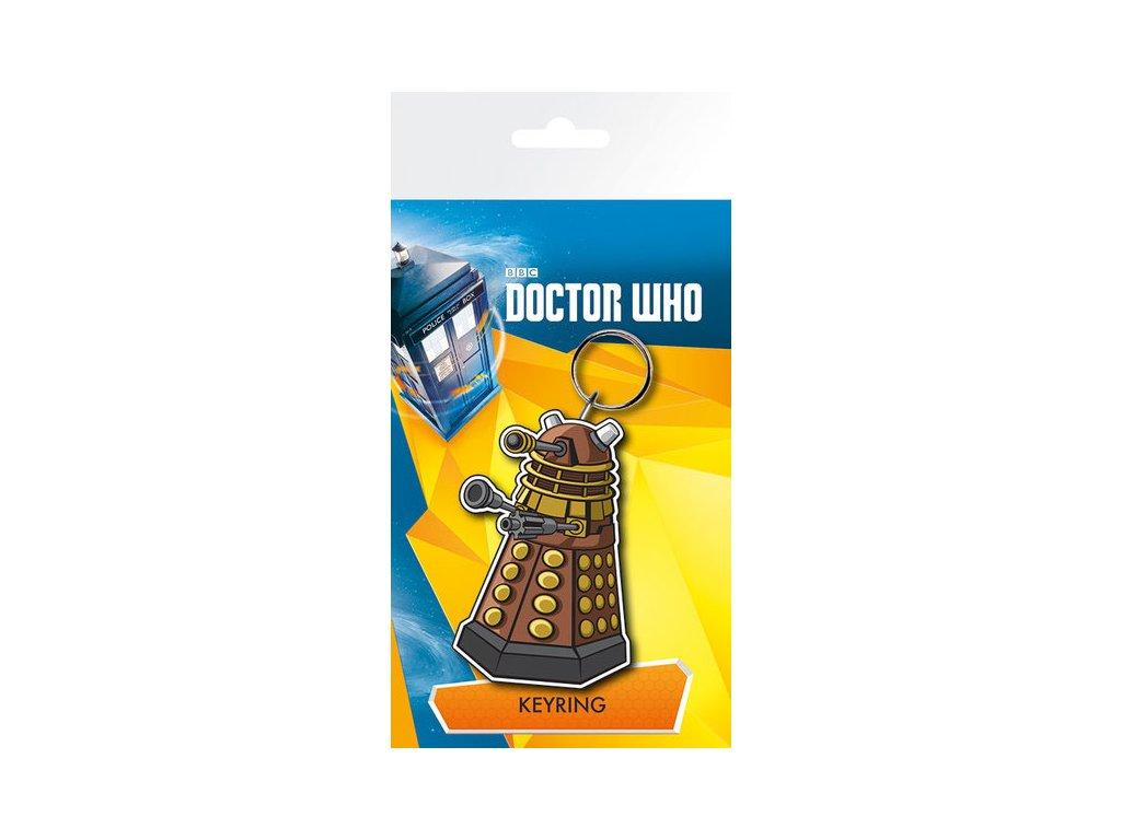 Doctor Who - Pán času klíčenka - Dalek