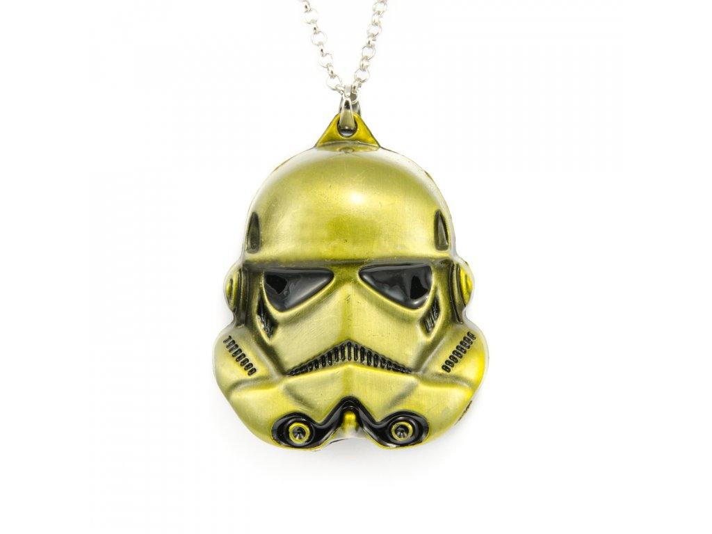 Star Wars náhrdelník Hvězdné války - Stormtrooper