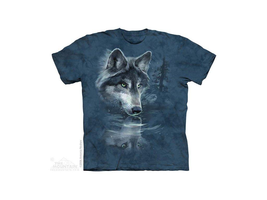 Tričko Wolf Reflection - Dětské