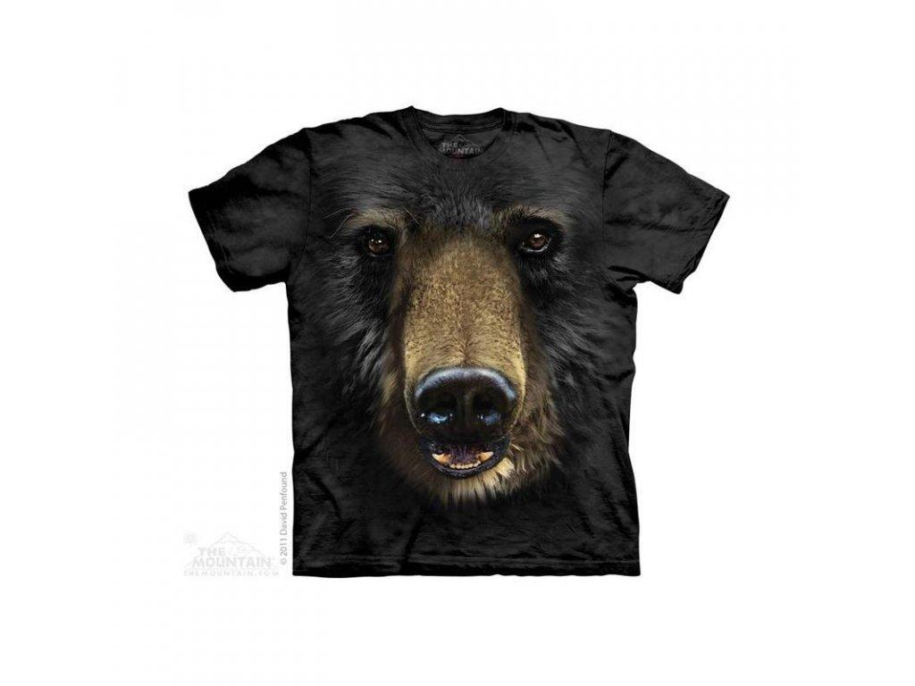 Tričko Medvěd - Dětské